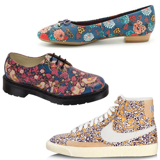 Shop Liberty London Nike, Clarks and Dr Martens Shoes