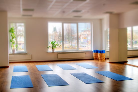 Yoga Studio Classes Vs Gym Yoga Classes Popsugar Fitness