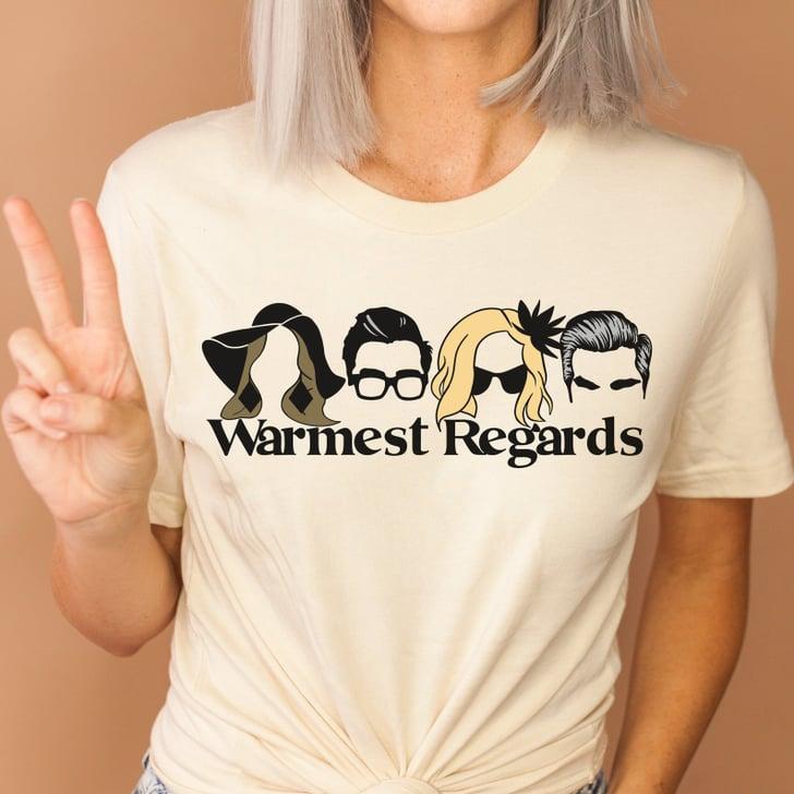 Rosebud Motel Group Women/'s Relaxed T-Shirt