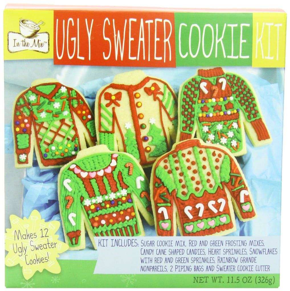 Under $25: Ugly Sweater Cookie Kit