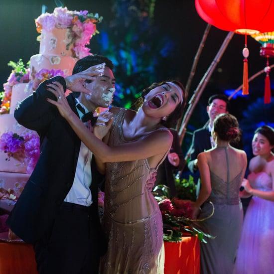 Crazy Rich Asians Movie Wedding