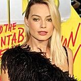 Margot Robbie at the Birds of Prey World Premiere in London