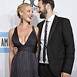 Katherine Heigl and Josh Kelley at the 2011 American Music Awards