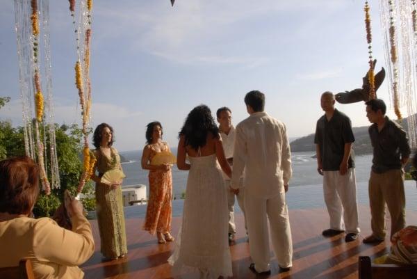 Pamela & Colin's Wedding