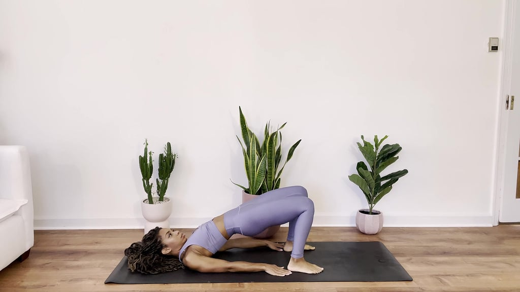Bridge Pose — 10 Breaths