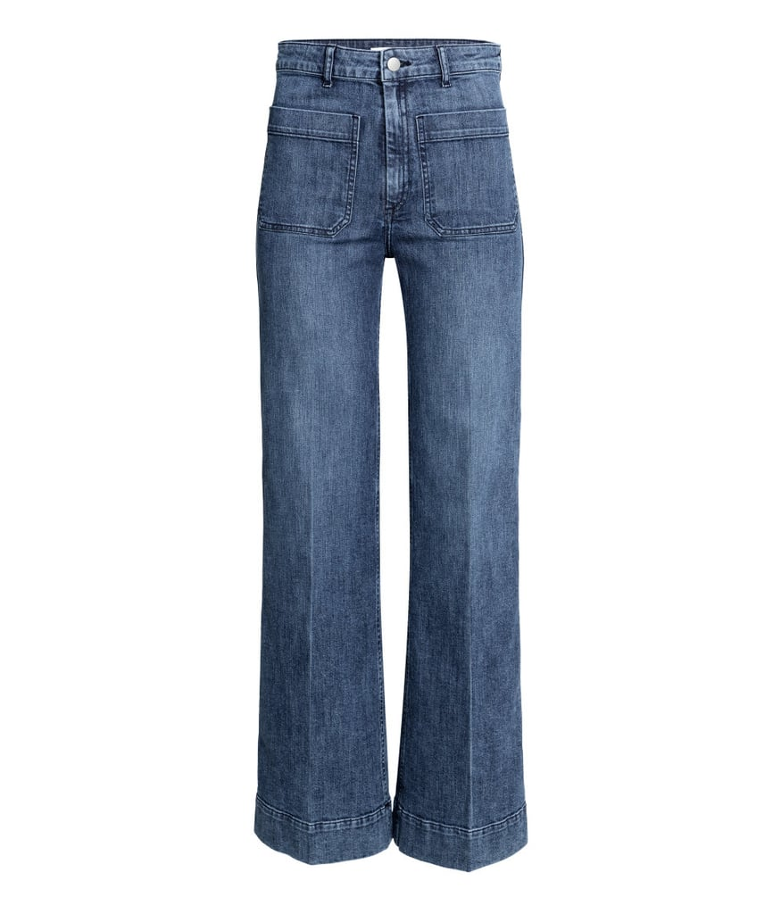 H&M Flare High Jeans ($30)