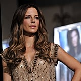 Kate Beckinsale worked her poses on the Underworld: Awakening red carpet in LA.