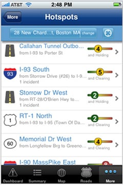 Get Real-Time Traffic Info With the Traffic.com