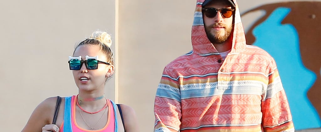 Miley Cyrus and Liam Hemsworth Go Shopping Amid Wedding-Planning Woes