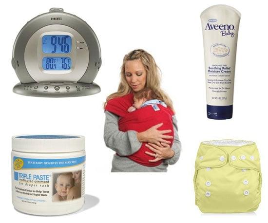 5 Must-Have Newborn Items