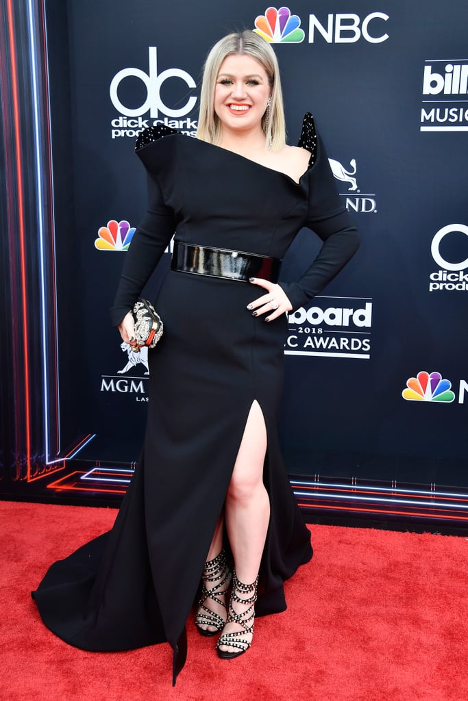 Kelly Clarkson at the Billboard Music Awards 2018