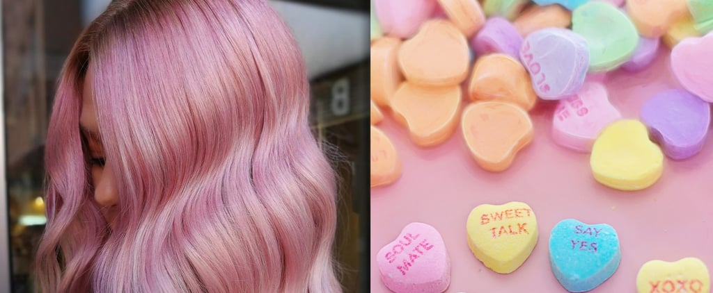 Sweetheart Hair Colour