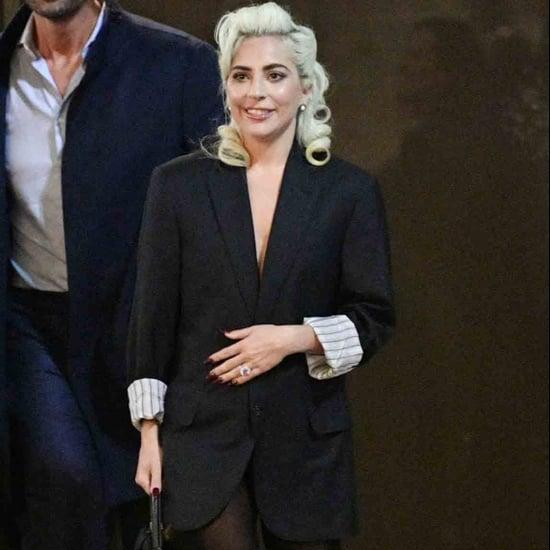 Lady Gaga Blazer Dress