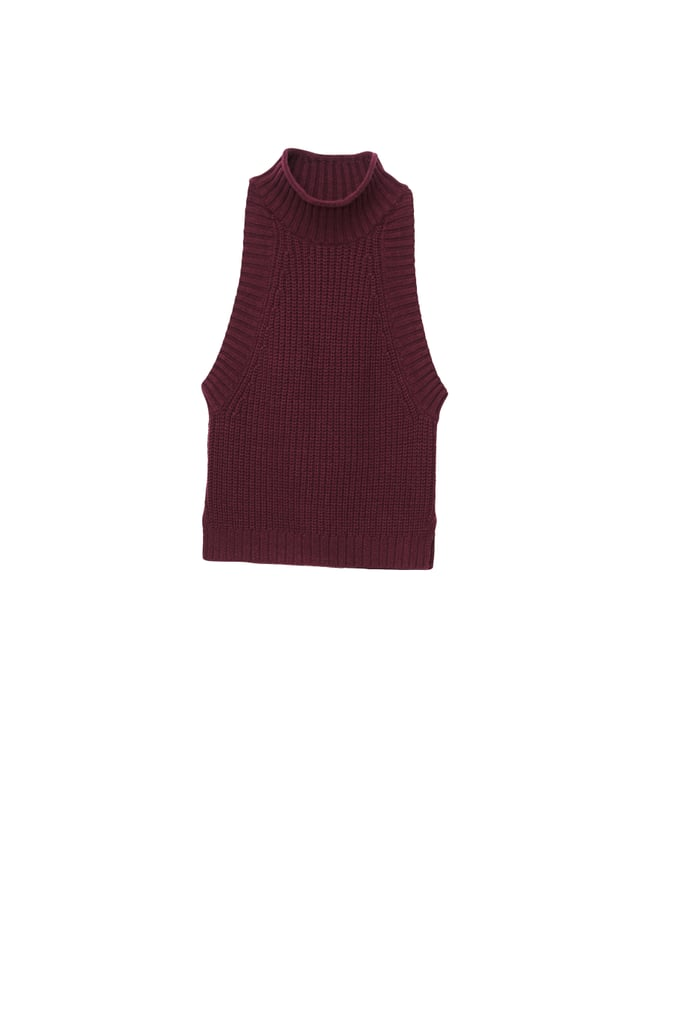 Kendall and Kylie x PacSun Mock Neck Sweater Tank