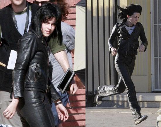 Kristen in Black