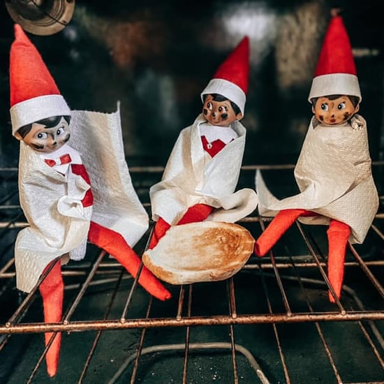 Family Accidentally Bakes Elf on the Shelf in Oven