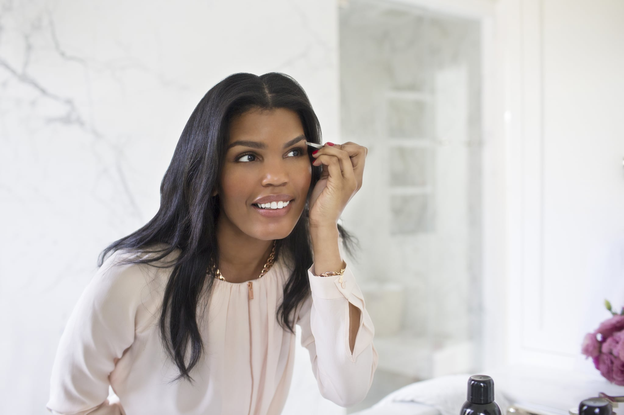 Whats The Difference Between Waxing And Threading Popsugar