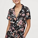 H&M Tie-Hem Resort Shirt