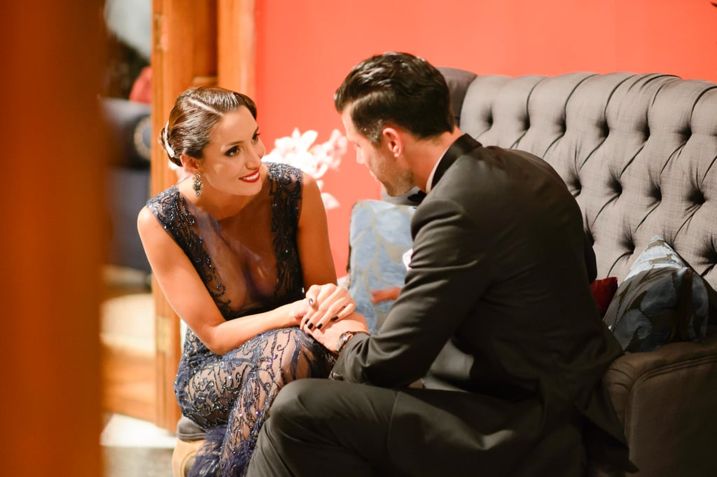 Sam Wood and Snezana Wood Cute Bachelor Moments
