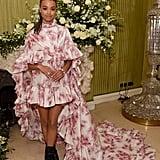 Ella Balinska at the British Vogue and Tiffany & Co. Fashion and Film Party