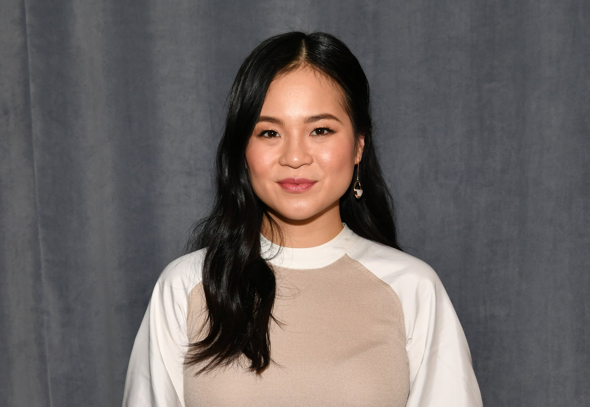 NEW YORK, NEW YORK - DECEMBER 09: (EXCLUSIVE COVERAGE)  Actress Kelly Marie Tran visits SiriusXM Studios on December 09, 2019 in New York City. (Photo by Slaven Vlasic/Getty Images)