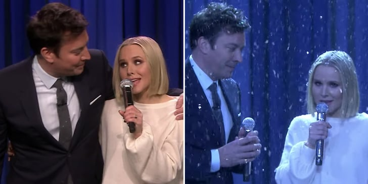 Kristen Bell and Jimmy Fallon Take Us Through the History of Disney Songs, and It's Pure Magic