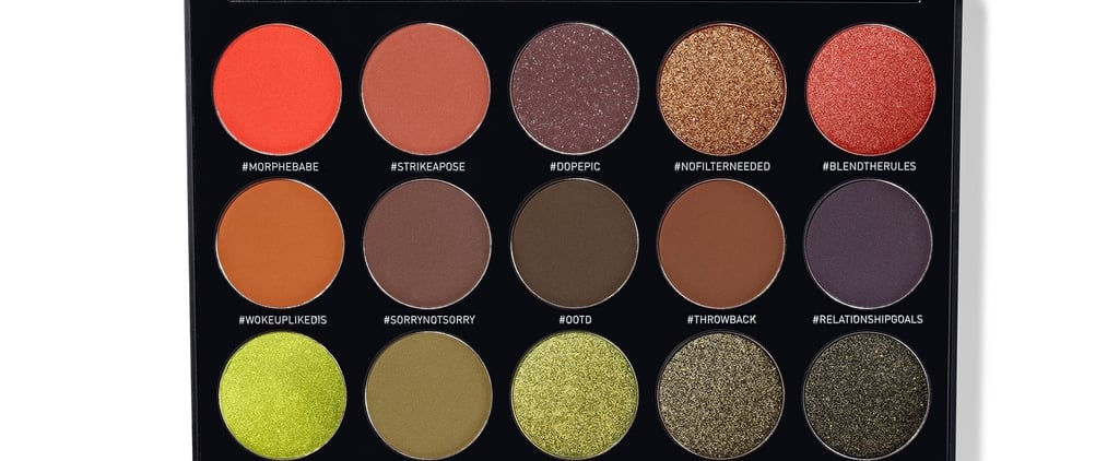 Morphe Your True Selfie Artistry 15T Palette Review