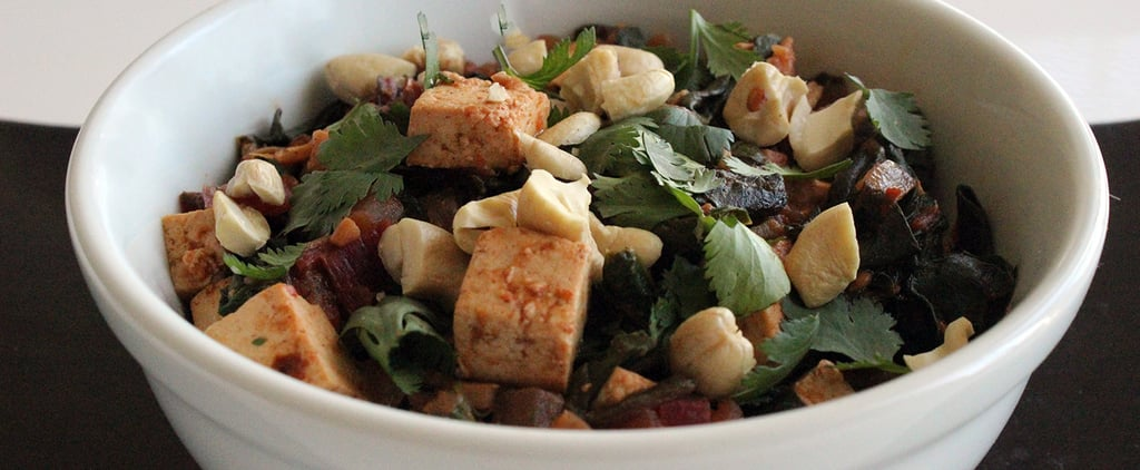 Healthy Indian Tofu Curry