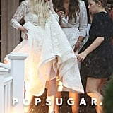 Ashlee Simpson and Evan Ross Wedding Pictures
