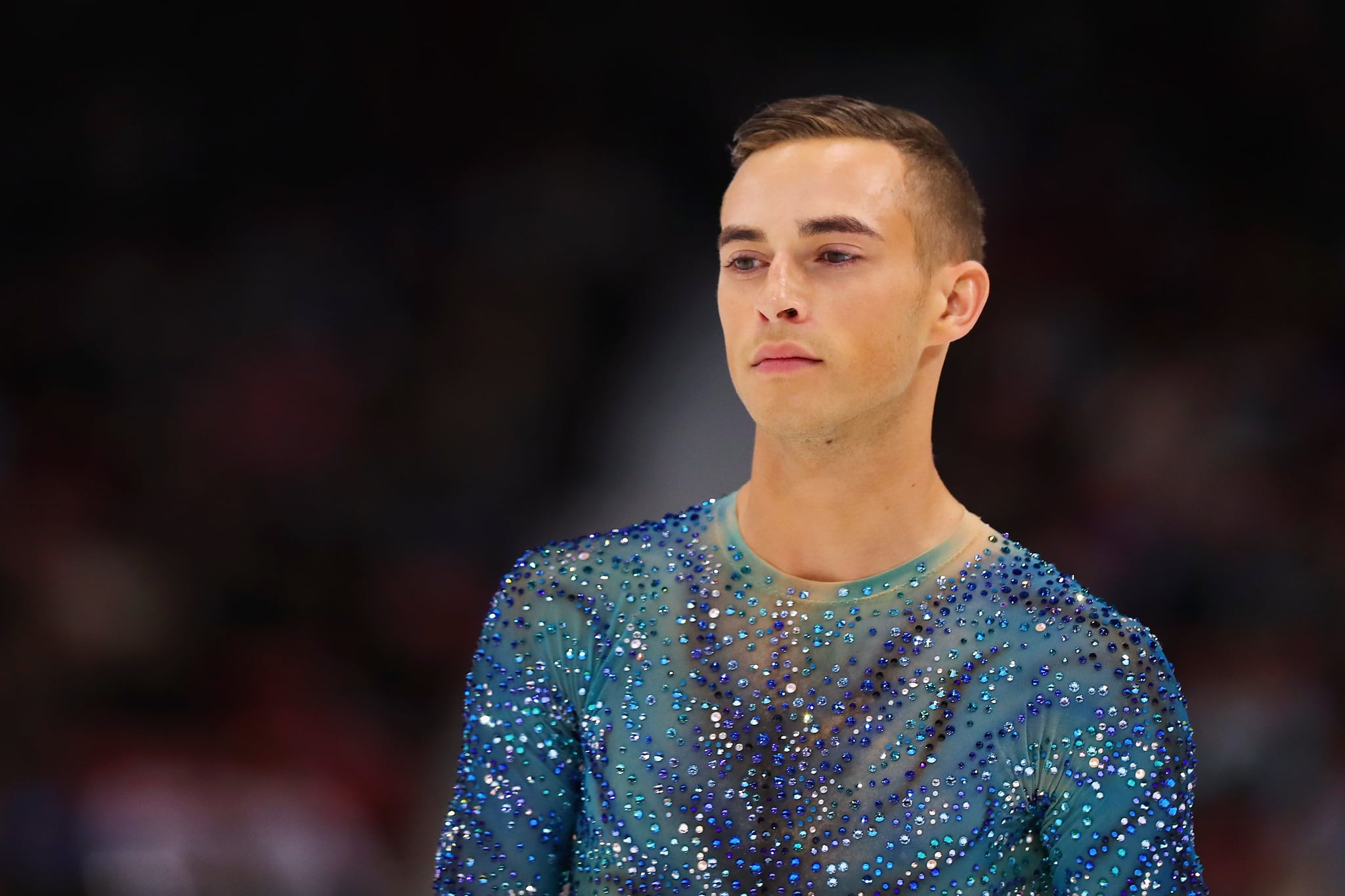 Hillary Clinton is rooting for Adam Rippon at the 2018 Winter Olympics