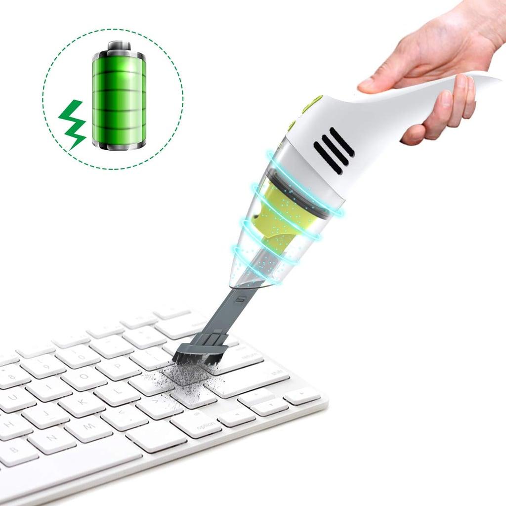 Meco Rechargeable Mini Vacuum