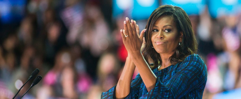 Watch Michelle Obama Expertly Explain the Dangers of a Protest Vote