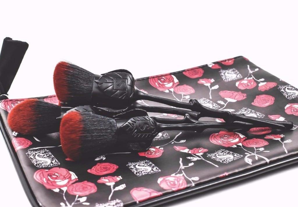 Storybook Cosmetics Black Rose Makeup Brushes