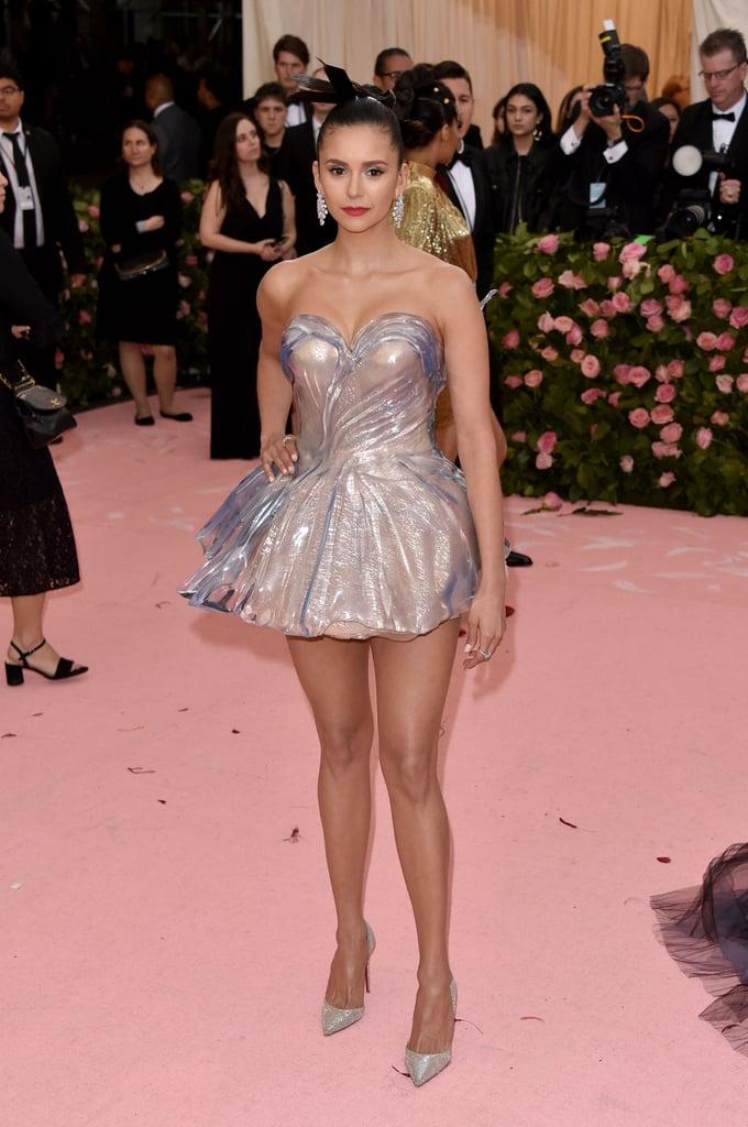 Nina Dobrev Sexiest Met Gala Dresses 2019 Popsugar