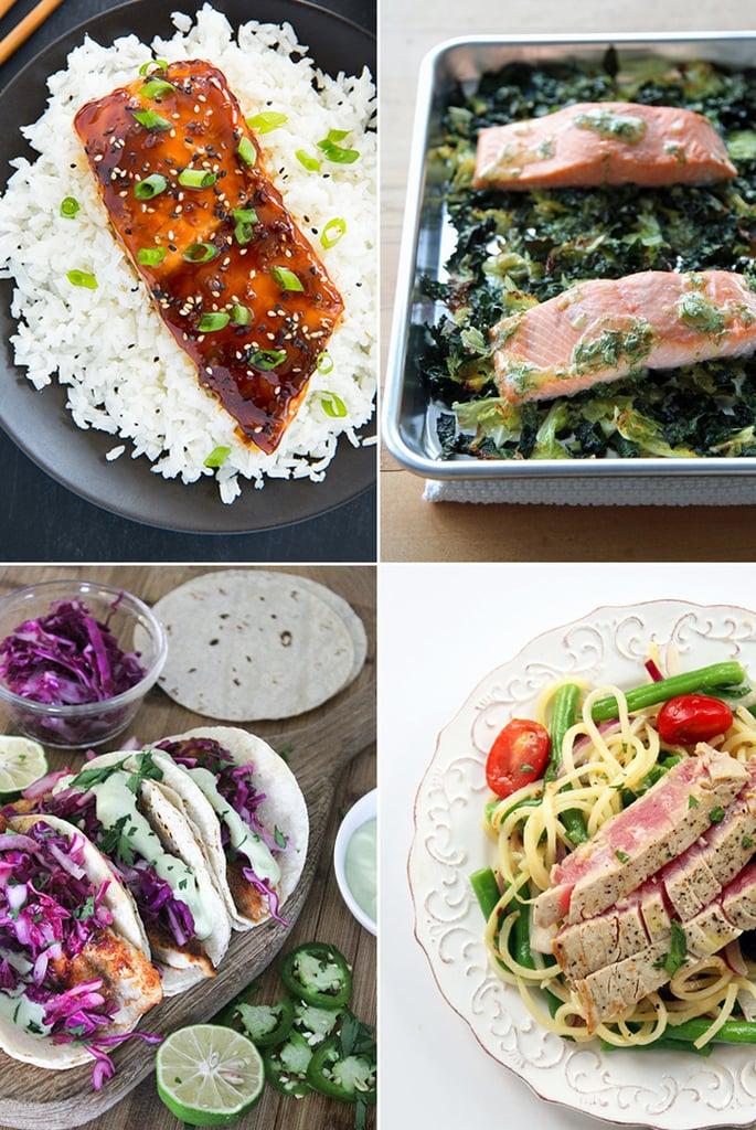 Fish Recipes For Lent