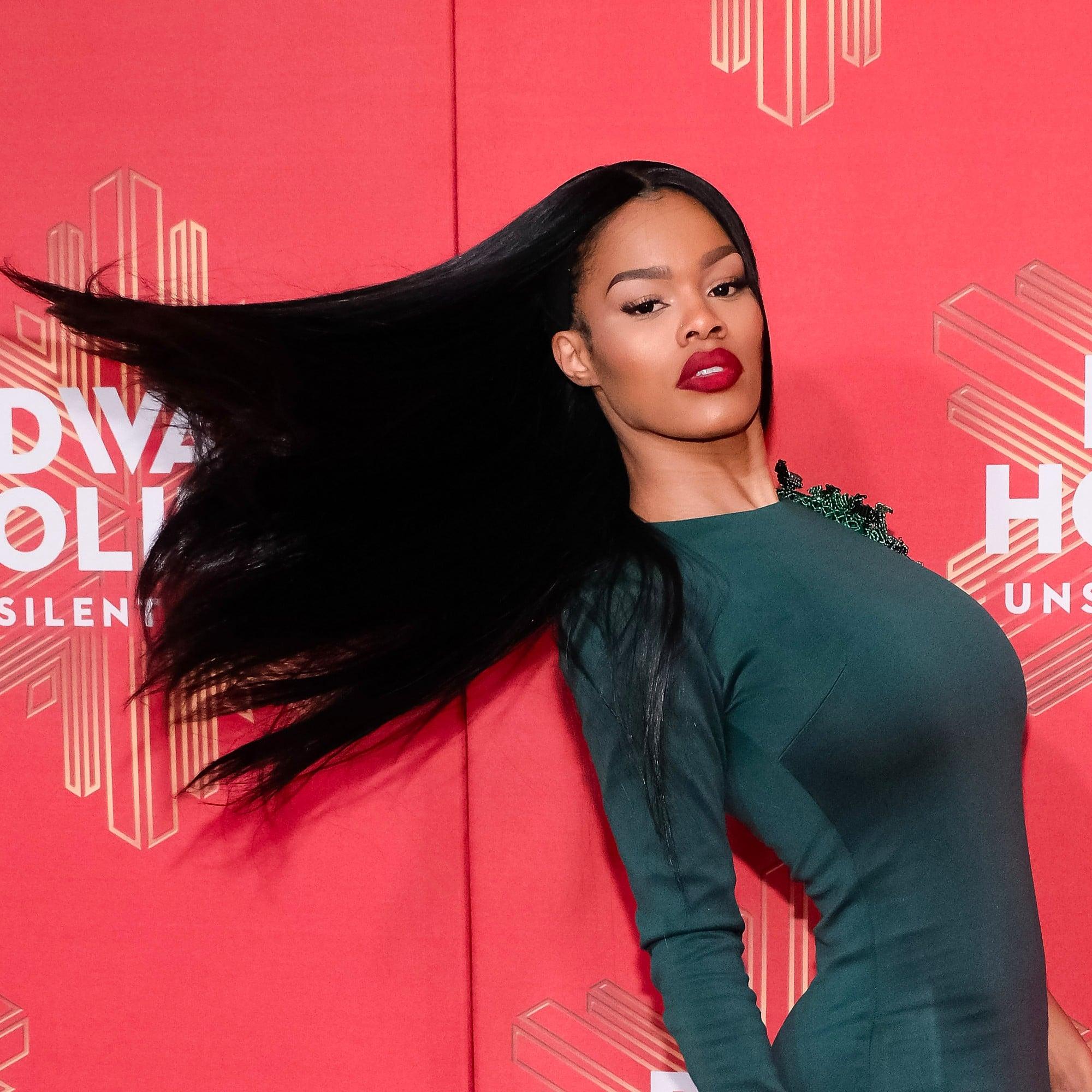 Celebrites Teyana Taylor nude photos 2019