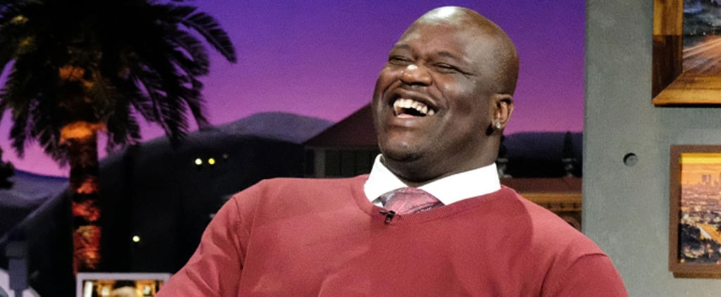 Shaquille O'Neal Talks About Paparazzi Photo on James Corden