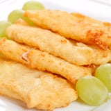 Breaded Mozzarella Sandwiches Recipe