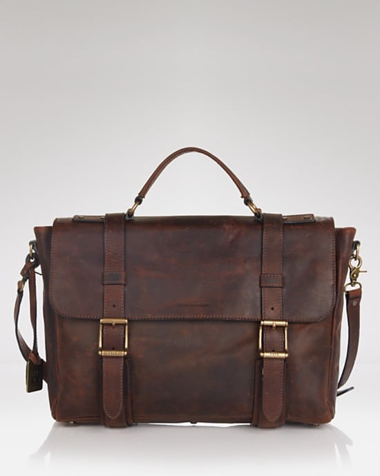 This Frye Logan Leather Briefcase ($478) would be just the kind of classic satchel to give your guy (brother, BFF, even dad) a sophisticated edge at the office.