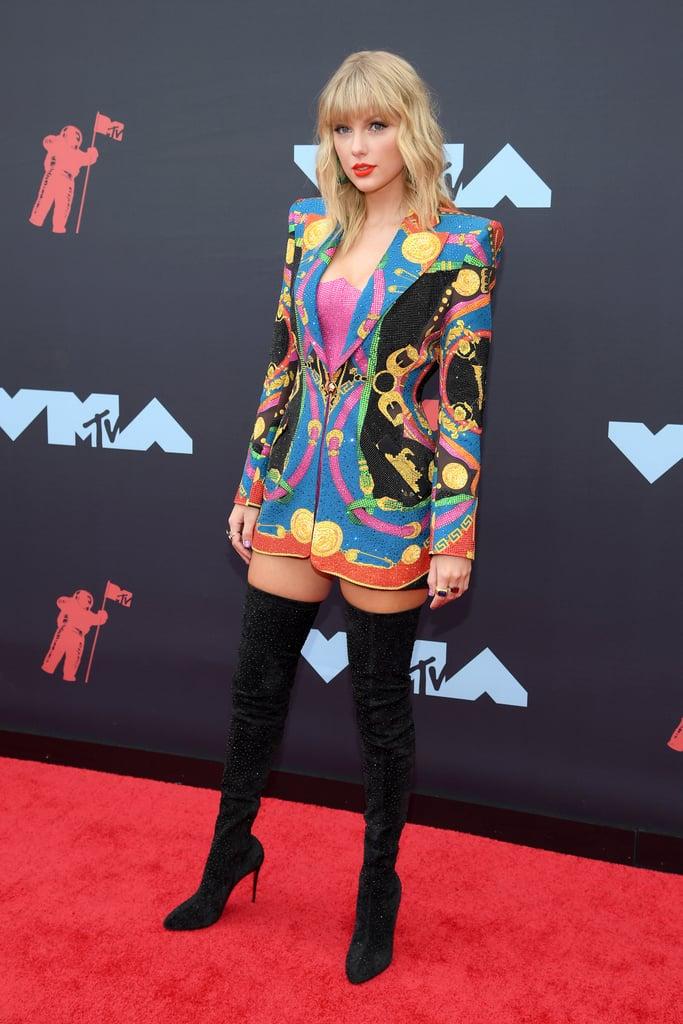 Taylor Swift at the 2019 MTV VMAs
