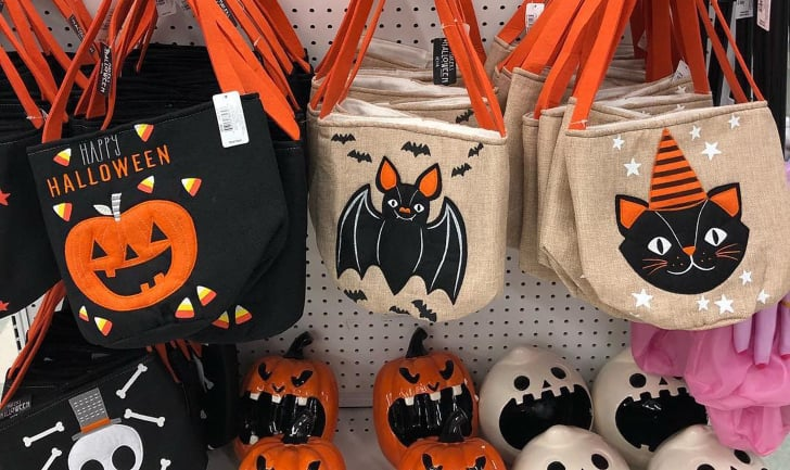 Halloween Decor At JoAnn Fabric And Craft Stores