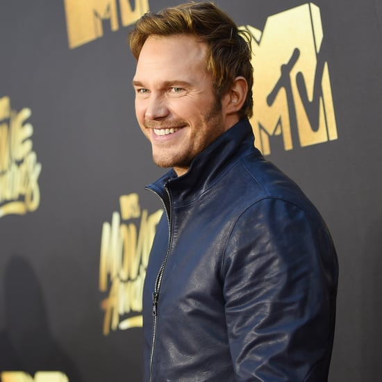 Chris Pratt's Speech at the MTV Movie Awards 2016 | Video