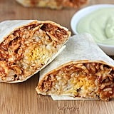Taco Bell Chicken Burritos
