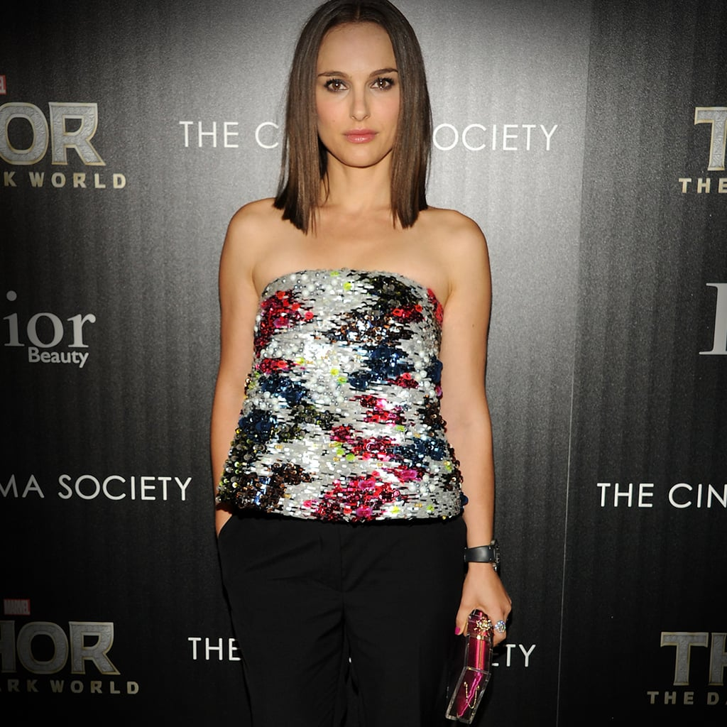 By the Hammer of Thor! Natalie Portman's Best Promo Looks