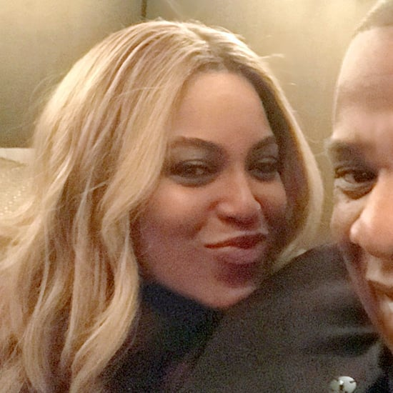 Beyonce and Jay Z at 2017 Oscars Preparty Pictures
