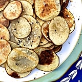 Everything Bagel Oven-Roasted Potato Chips