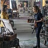 Anna Kendrick and Linda Cardellini as Stephanie and Diana