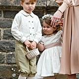 Another Prince George and Princess Charlotte Appearance