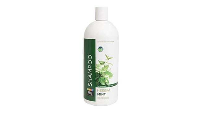 365 Everyday Value Herbal Mint Shampoo and Conditioner