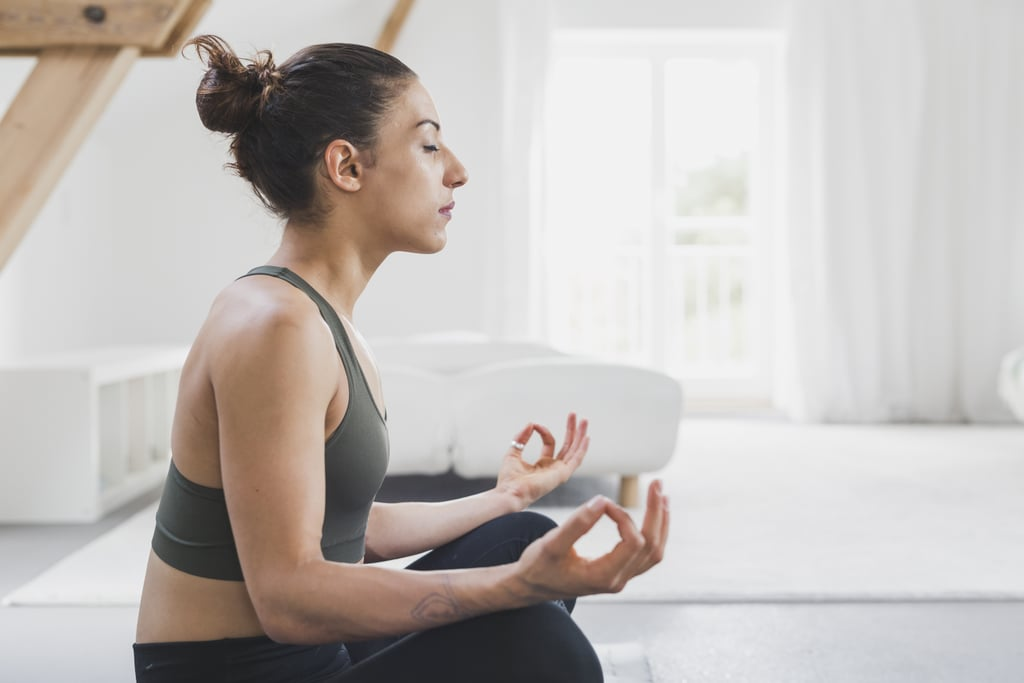Here's Why Yoga Helps With Anxiety, According to Experts